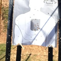 Photo taken at Thunder Gun Range by Evelyn on 3/25/2013
