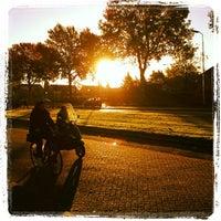 Photo taken at Hondsruglaan by Roel C. on 11/6/2012