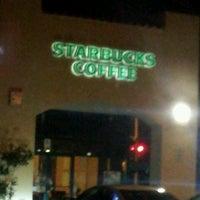 Photo taken at Starbucks by Aly P. on 3/15/2013