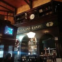 Photo taken at Dub Linn Gate Irish Pub by Fritz O. on 9/22/2014