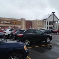 Photo taken at Walmart Supercenter by Matthew F. on 11/27/2013