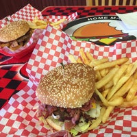 Photo taken at Edy's Burger by Mike C. on 8/1/2015