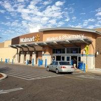 Photo taken at Walmart Supercenter by Kirk on 11/27/2012