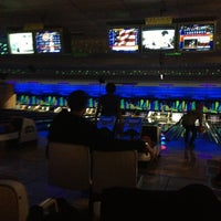 Photo taken at Triad Lanes by Travis on 3/23/2013