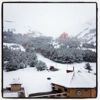 Photo taken at Polat Erzurum Resort Hotel by Bahar on 3/1/2013