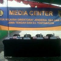 Photo taken at Terminal Peti Kemas Semarang by 'Monar M. on 1/8/2013