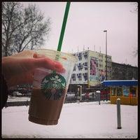Photo taken at H Hansemannplatz by Merci P. on 2/26/2013