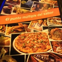 Photo taken at El Punto Múltiple del Sabor by Luis M. on 3/23/2013