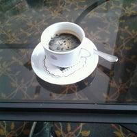 Photo taken at Tuğcan Hotel by Uğur Burak A. on 4/9/2013