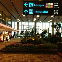 Photo taken at Changi Airport Terminal 1 by Yasser A. on 3/6/2013