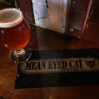 Photo taken at Mean Eyed Cat by Bailie on 10/13/2015