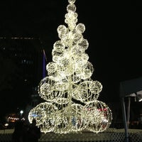 Photo taken at Festival Of Lights by Liz on 12/2/2012