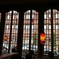 Photo taken at Toulouse Petit Kitchen & Lounge by Paz on 2/17/2013