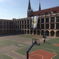 Photo taken at Colegio Salesiano Santa Julia by Marzi M. on 4/16/2016