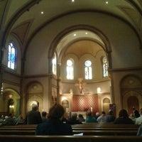 Photo taken at St Charles Borromeo Catholic Church by Mat M. on 2/17/2013