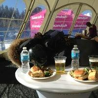 Photo taken at Teva Mountain Games by Stephanie C. on 2/8/2013