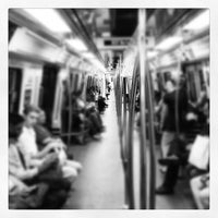 Photo taken at Marina Bay MRT Interchange (NS27/CE2) by Gerald H. on 11/21/2012