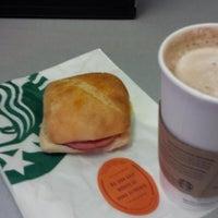 Photo taken at Starbucks by Alex D. on 2/22/2013