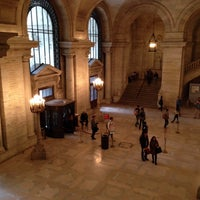 Photo taken at New York Public Library - Wertheim Study by Kait on 10/24/2014