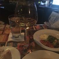 Photo taken at (Vin'tij) Wine Boutique & Bistro by LeenO on 4/8/2016