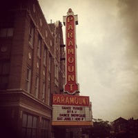 Photo taken at Historic Paramount Theatre by Chris H. on 6/1/2013