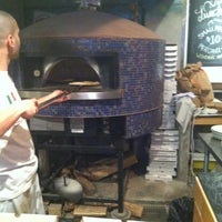 Photo taken at Pizzeria Via Mercanti by William M. on 11/22/2012