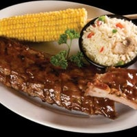 Photo taken at Texas Ribs® by Adxel on 9/30/2012