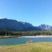 Photo taken at Bow Valley Provincial Park by Eric C. on 10/2/2013