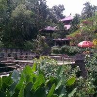 Photo taken at Pemandian Air Panas Banjar by Ralph D. on 11/26/2012
