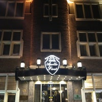 Photo taken at Hotel Apollofirst Amsterdam by Dirk on 1/9/2013