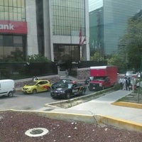Photo taken at Torre Scotiabank by Rodo G. on 6/24/2016