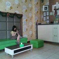 Photo taken at Lime Light Family Karaoke & Cafe by Fanny M. on 1/2/2013