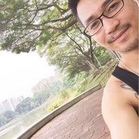 Photo taken at Punggol Park by Bogz on 10/5/2016
