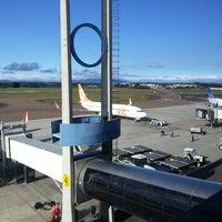 Photo taken at Aeroporto Internacional de Curitiba / Afonso Pena (CWB) by Rafael on 5/24/2013