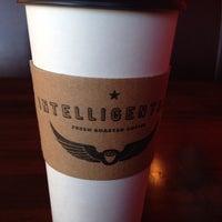 Photo taken at Indulgence Pastry Shop & Cafe by Derek H. on 2/12/2014