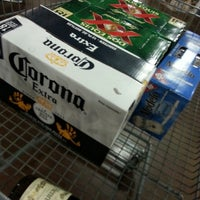 Photo taken at Beverage Depot by Christian L. on 11/2/2013