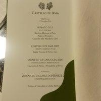 Photo taken at Castello di Ama by Natalya E. on 11/17/2014