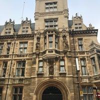 Photo taken at Cambridge by Funda S. on 12/28/2016