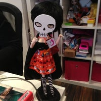 Photo taken at Jolie Doll by Maria on 11/1/2012