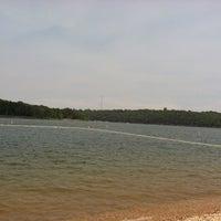 Photo taken at Tablerock Lake by Amber on 7/2/2013