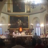 Photo taken at Sv. Marijas Magdalēnas baznīca by Alberts J. on 7/4/2016