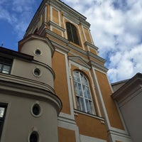 Photo taken at Sv. Marijas Magdalēnas baznīca by Alberts J. on 8/3/2016