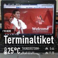Photo taken at Terminaltiket by Clara C. on 7/12/2014