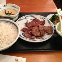 Photo taken at ねぎし 靖国通り店 by 長井 秀. on 12/18/2012