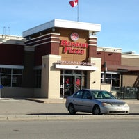 Photo taken at Boston Pizza by Mark H. on 2/15/2013