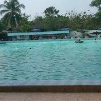 Photo taken at Tirta Wiguna Swimming Pool by D' K. on 9/16/2012