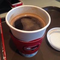 Photo taken at CAFFÉ PASCUCCI by HYUNDAN K. on 4/16/2014
