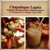 Photo taken at Chapultepec Lupita by Stephanie B. on 5/27/2013
