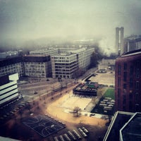 Photo taken at Vrije Universiteit - Hoofdgebouw by Marcel O. on 11/24/2012