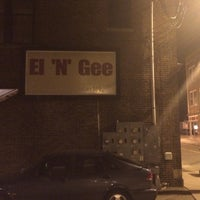 Photo taken at El N' Gee Club by Rob B. on 8/19/2014